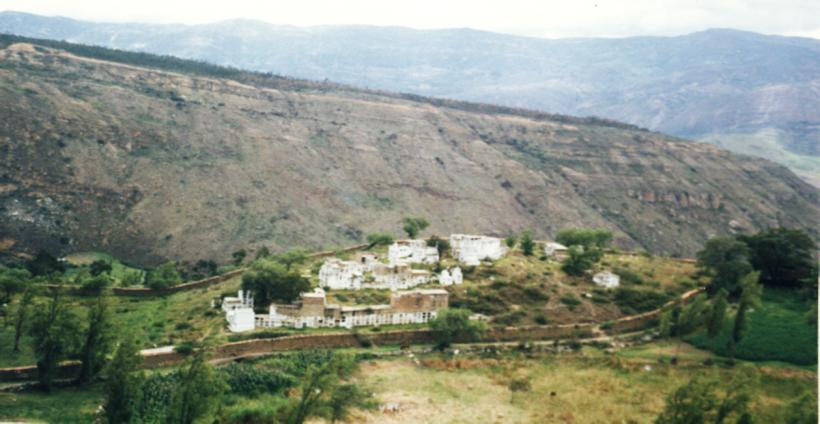 Foto de Socotá, Boyacá en Colombia