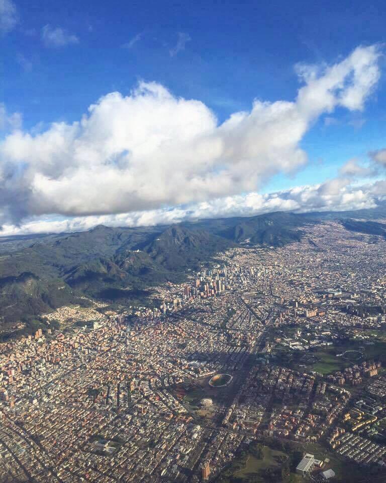 Foto de Bogotá, Cundinamarca en Colombia