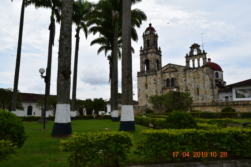 Foto de Guadalupe, Santander en Colombia